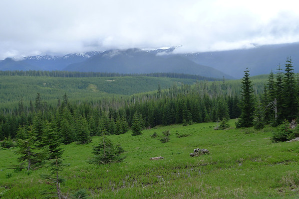 Cascades June 29-30, 2012