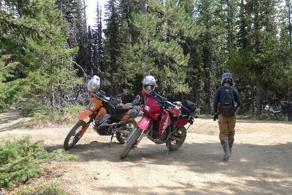 WABDR Elensburg to Cashmere and Colockum Pass Sept 8, 2012