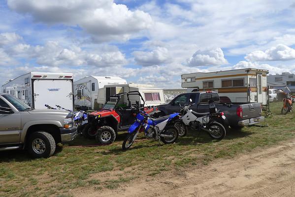 Desert 100 Dual Sport Ride April 6, 2013