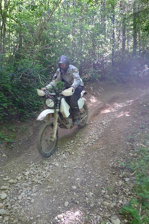 Tahuya State Forest June 7, 2013