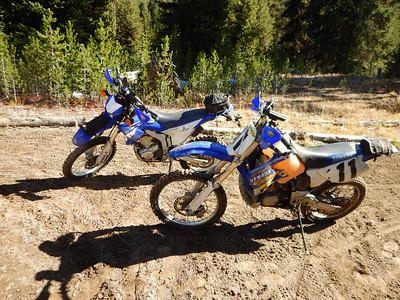 Mad Lake Klone Peak Trail Ride Oct 5, 2014