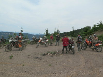 North Bend to Cliffdell July 13, 2014