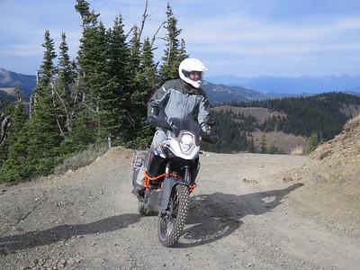 Quartz Mt Oct 25, 2015
