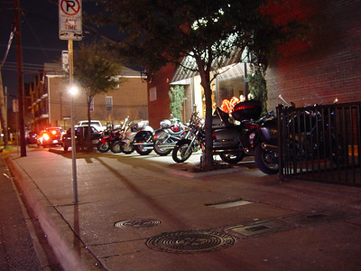 Bike Night pic's