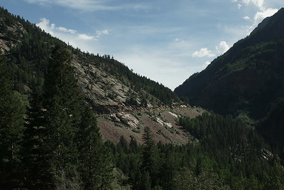 Million Dollar Highway, Ouray to Silverton