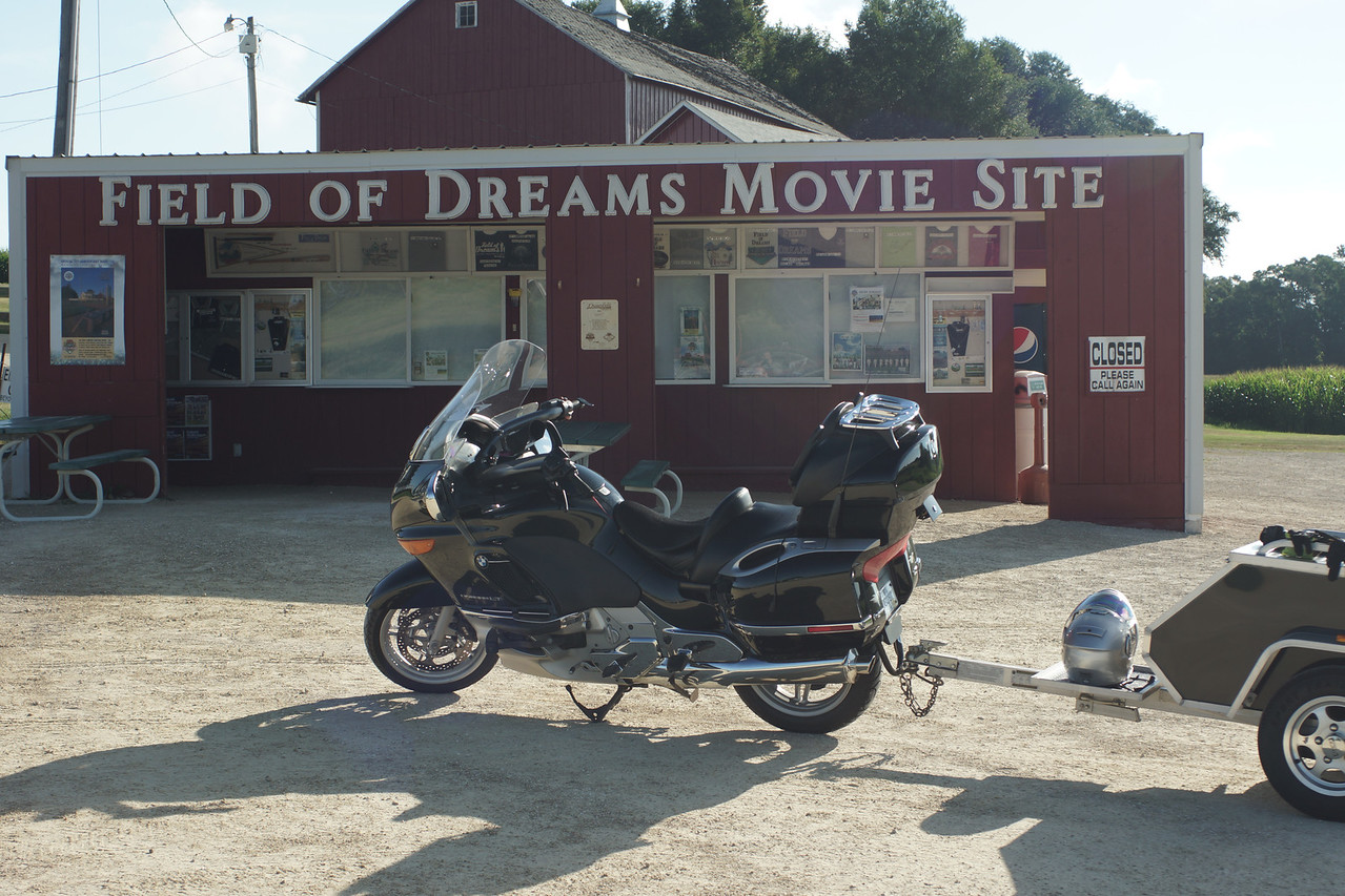 Field of Dream movie site, Dyersville, Iowa