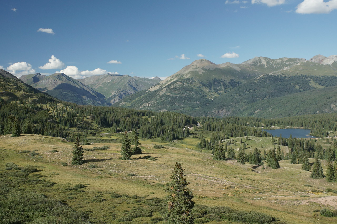 Views from Molas Pass, Million Dollar Highway