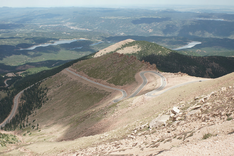 Pikes Peak Drive