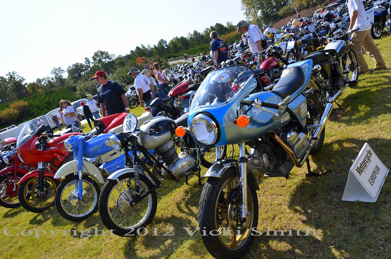 As always, the Motorcycle Classics bike show was the place to see the coolest bikes on Sat.