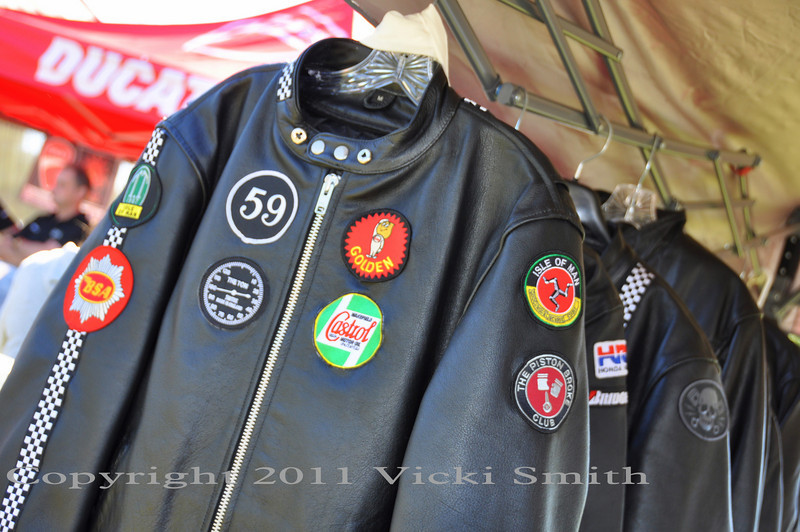 Lots to shop for including these cool Rocker Jackets