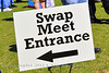 New this year - a swap meet
