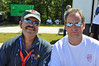 Jim and Rich - Barber Vintage festival 2010
