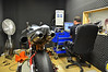 Moto Corse has a dedicated dyno room
