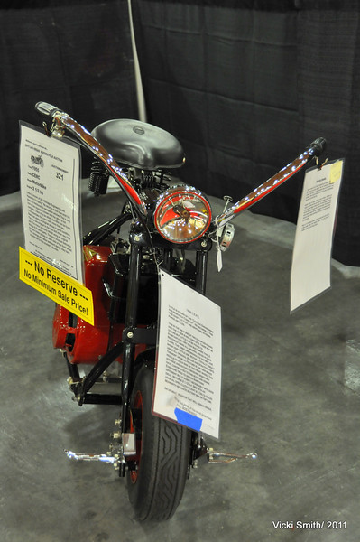 CERC Shriner bike. (really, from the 50's)