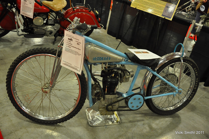 This Crocker went for well over $100k