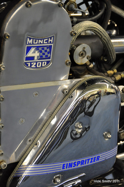 1973 Munch Mammoth TTS 1200<br /> Estimated to be worth $100,000 - $125,000 it did not meet reserve