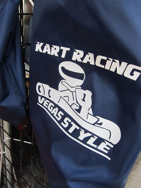 And the World Kart Championships just across town