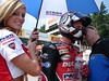 Road Atlanta AMA Superbike 2005 : Some images of the Ducati team, hospitality area and pit action from the Road Atlanta Superbike race labor day weekend 2005. All pictures taken by Vicki Smith