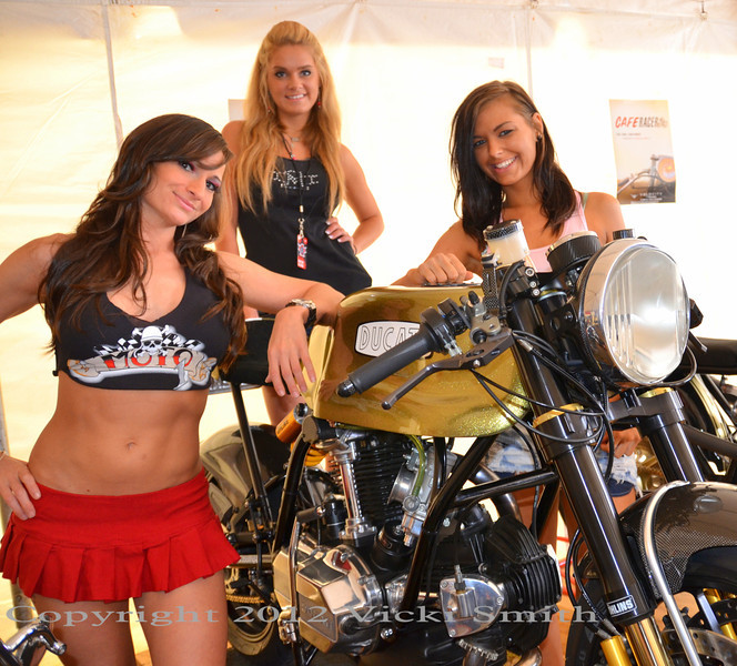 Welcome to the Big Kahuna AMA weekend at Road Atlanta. Where there is plenty to keep a Ducatista busy.....
