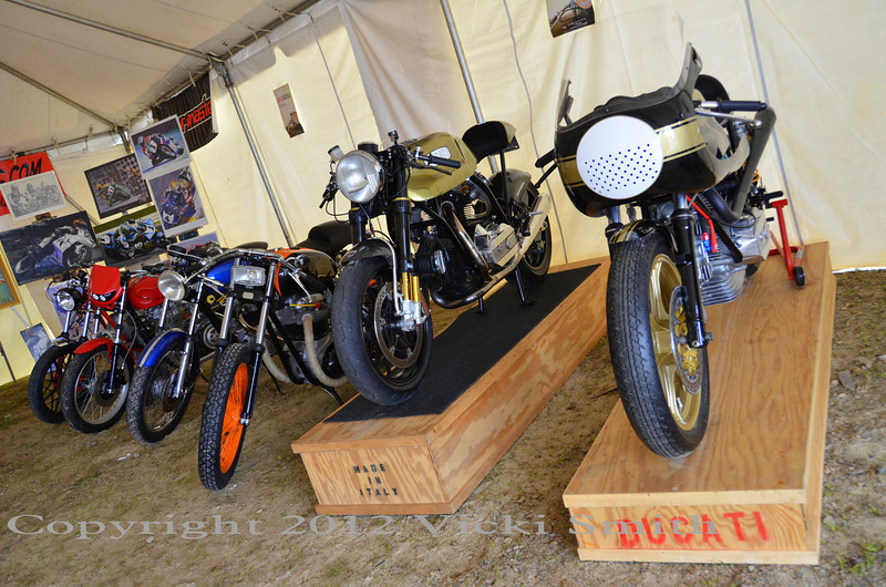 Check out the Cafe Racer bike show