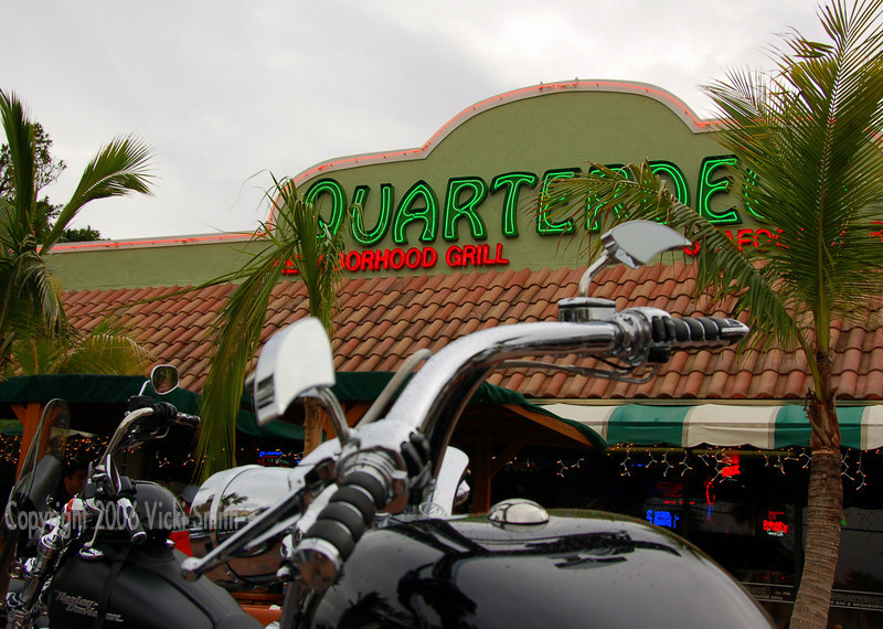Lunch at the Quarterdeck, a Fort Lauderdale landmark
