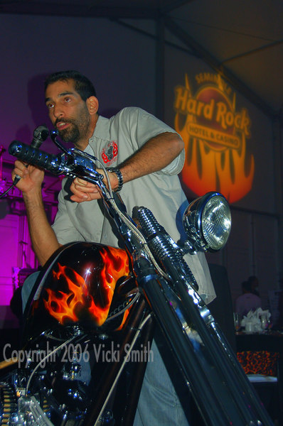 Celebrity bike builders consider this event a must do