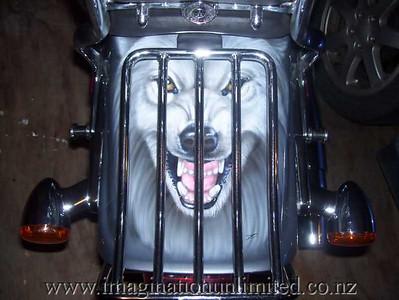 double wolf bike