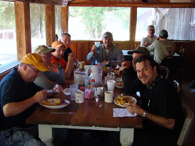 2008 Ozark Ride