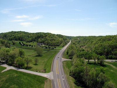 View from Parkway Bridge.