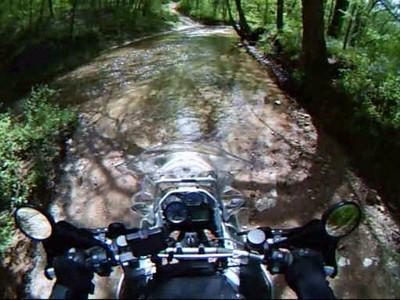 Slick creek bottom.