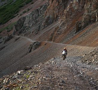 Ophir Pass, Co