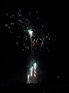 Nothing better then small town fireworks