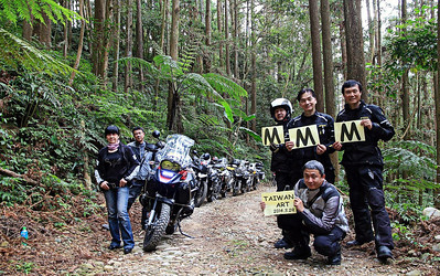 March Moto Madness Taiwan