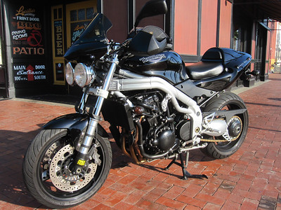 '03 Triumph SpeedTriple