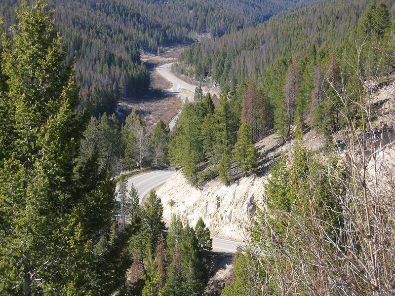 Pipestone Pass