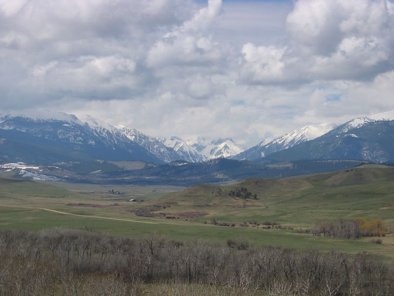 Beartooth Mountains, outside of Red Lodge MT.