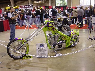 Easy Rider Show 2007