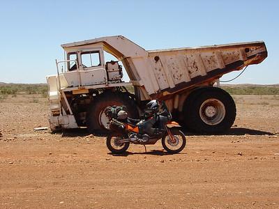 07/08 Offroad Ride - KTM 950