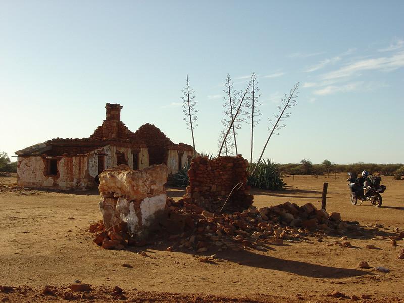 Old Homestead near Yalgoo