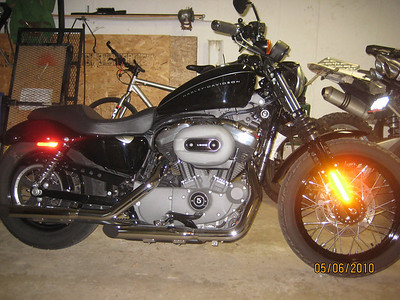 08 HD Nightster 1200 - Sold