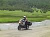 julie motoring along chicken creek