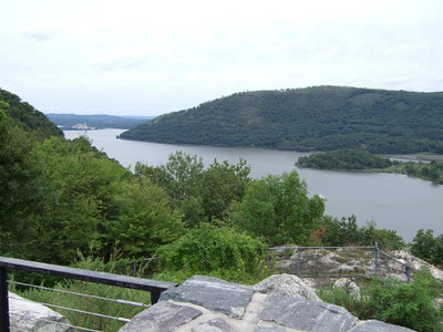 Overlook on NY 202.