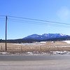 Pikes Peak from HWY 24 near Divide,CO.