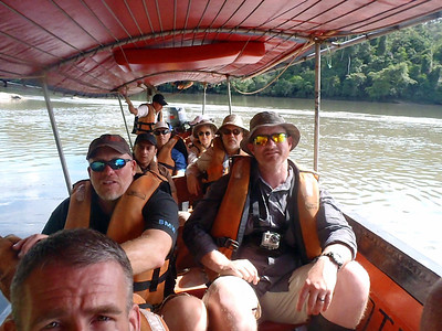 10 Best Days in Ecuador Tour April 2012