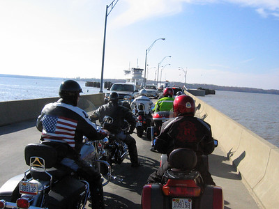 11-18-06 Branch's M/C Group Ride