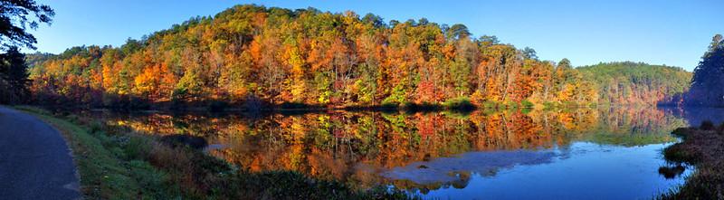 11-2&3-12 Lake Chinnabee camping