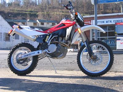 11/26/06 Sherando Ride