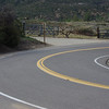 Hairpin on Old Julian Highway
