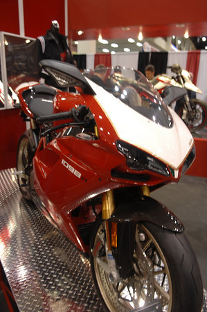 12-13-08 - Motorcycle Show