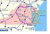 VA 12 Corners Rider - Eastern Shore and more - Nov 2005
